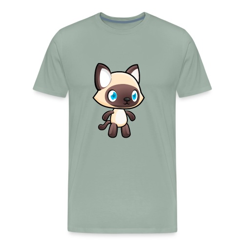 Siamese Idle - Men's Premium T-Shirt