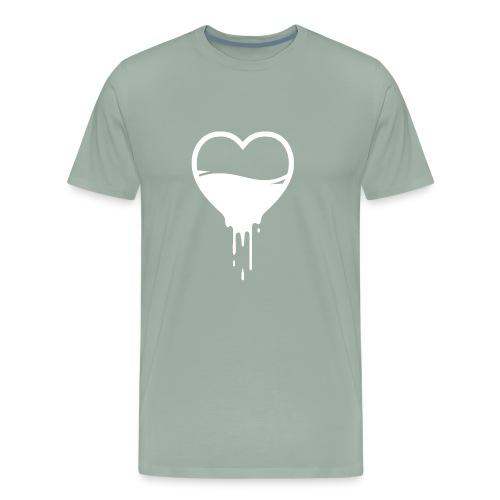 Liquid Heart - Men's Premium T-Shirt