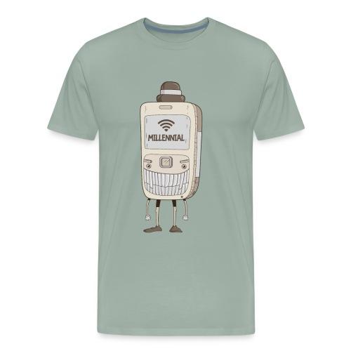 MILLENNIAL - Men's Premium T-Shirt