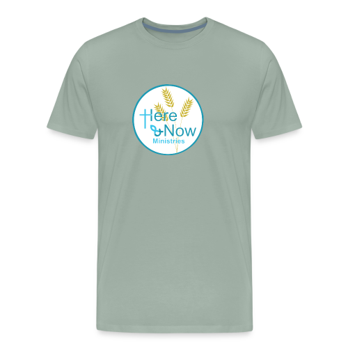 Here & Now - Men's Premium T-Shirt