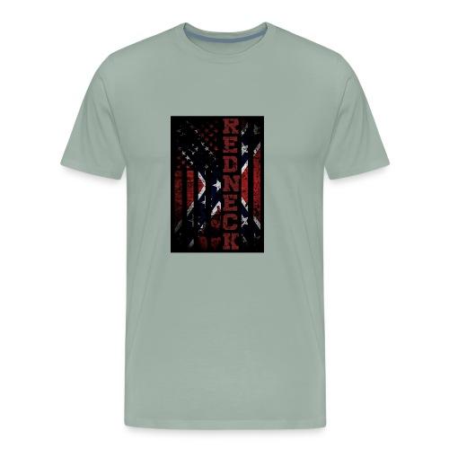 C09ACD4B 931E 4113 9C0A 7C42B0D96251 - Men's Premium T-Shirt