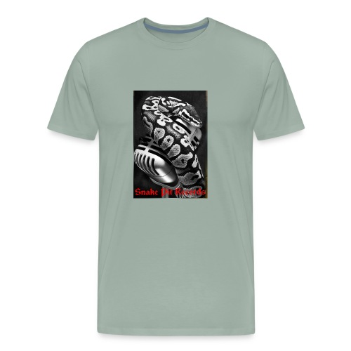 snake pit records - Men's Premium T-Shirt