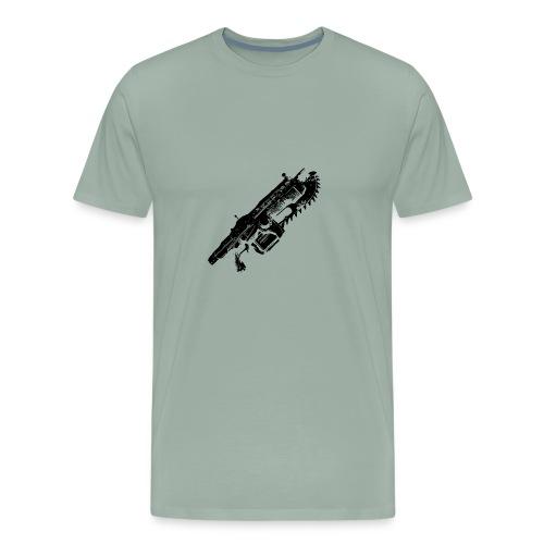 Gears of war lancer - Men's Premium T-Shirt