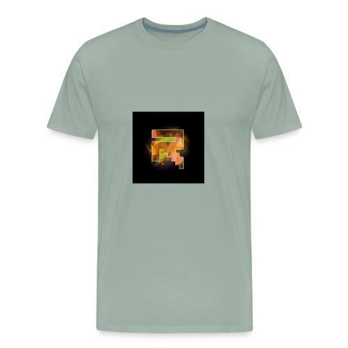 My icon on YT - Men's Premium T-Shirt