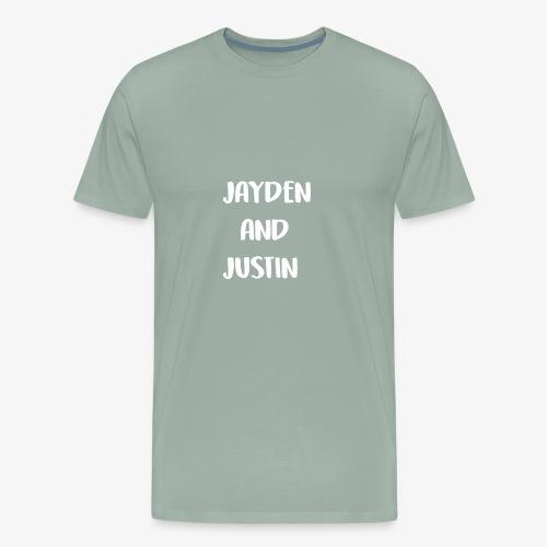 Jayden and Justin clothing - Men's Premium T-Shirt