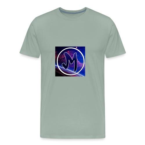 Logo Lounge - Men's Premium T-Shirt