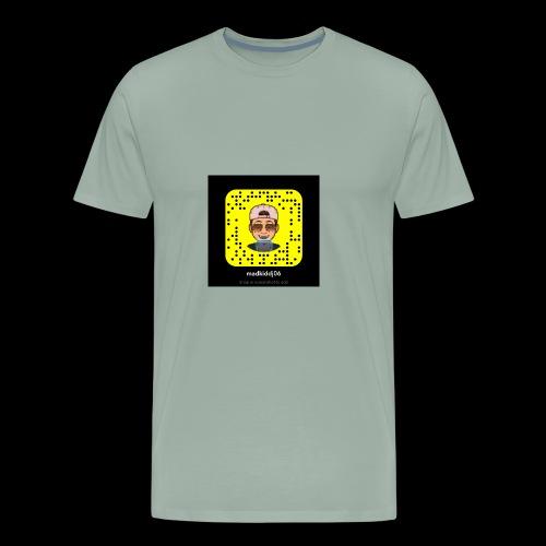 My snapchat - Men's Premium T-Shirt