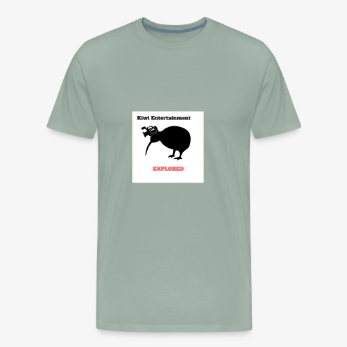 Kiwi Entertainment 1 - Men's Premium T-Shirt