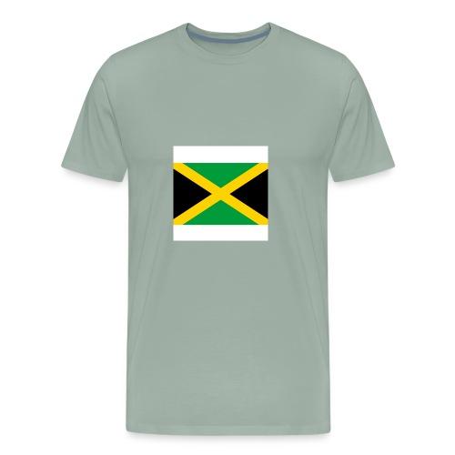 Jamaican Sunshine - Men's Premium T-Shirt