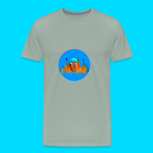 TDJ Character - Men's Premium T-Shirt