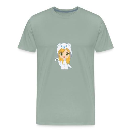 PowluhrBear - Men's Premium T-Shirt