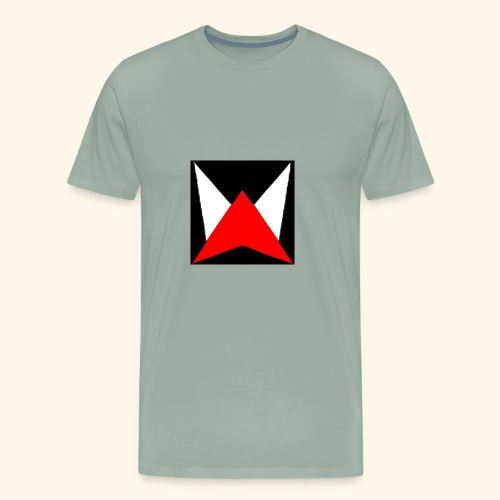 zoom logo - Men's Premium T-Shirt