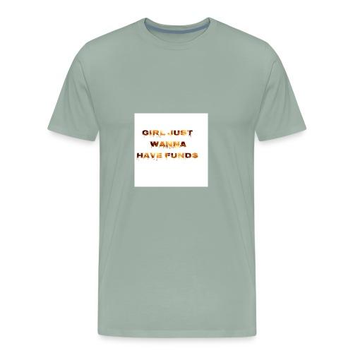 bout that money - Men's Premium T-Shirt