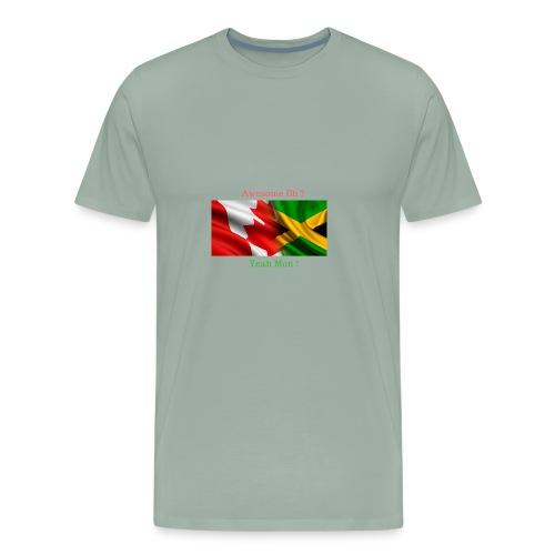 Canada Jamaica - Men's Premium T-Shirt