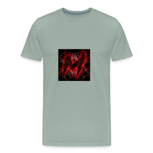 YouTube Logo - Men's Premium T-Shirt