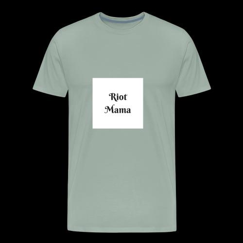 Riot Mama - Men's Premium T-Shirt