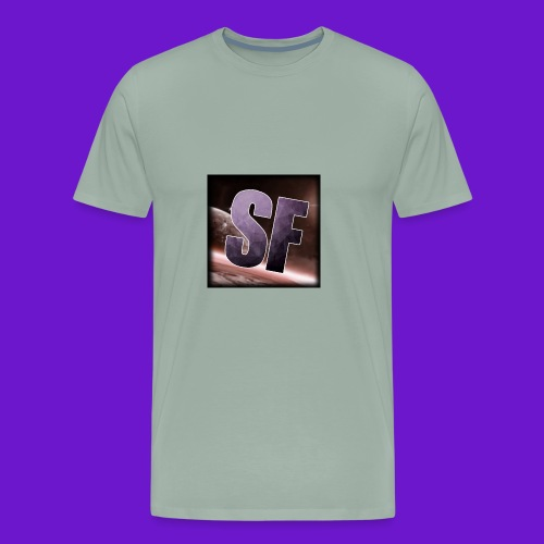 The SF logo - Men's Premium T-Shirt