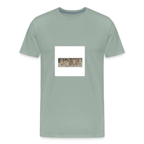 97E52DAE 91CE 4042 956C 81CC760655FF - Men's Premium T-Shirt