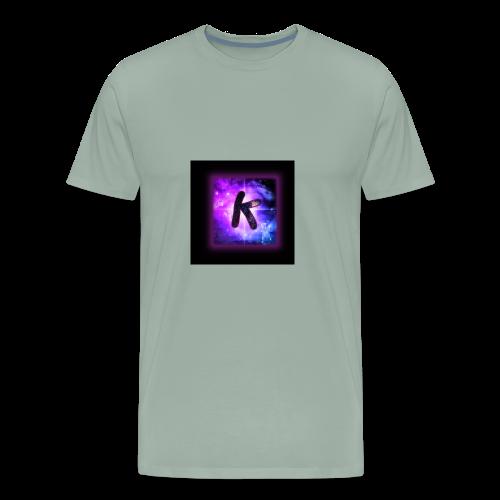 kingmonkey gaming - Men's Premium T-Shirt