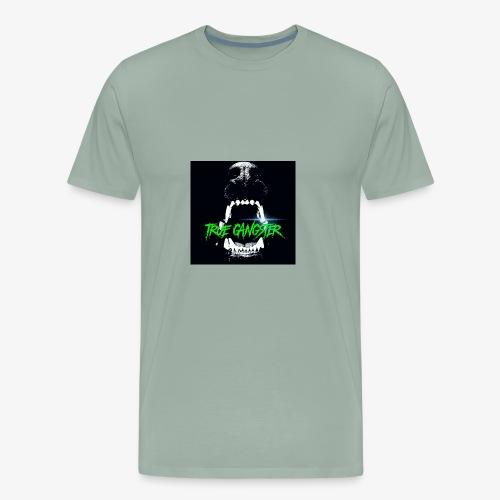 True Gangster Dog Eat Dog T-Shirt - Men's Premium T-Shirt