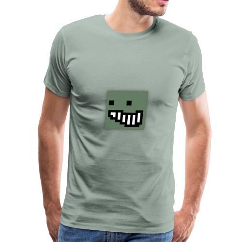 Unturned Logo - Men's Premium T-Shirt