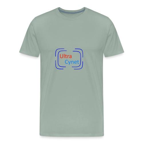Ultra Cynet Bracket Design - Men's Premium T-Shirt