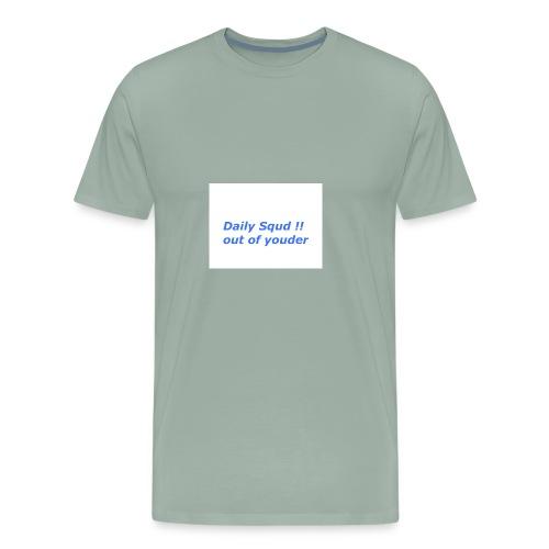 daily squd - Men's Premium T-Shirt