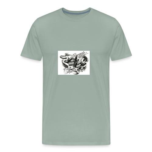 Smile&cry - Men's Premium T-Shirt