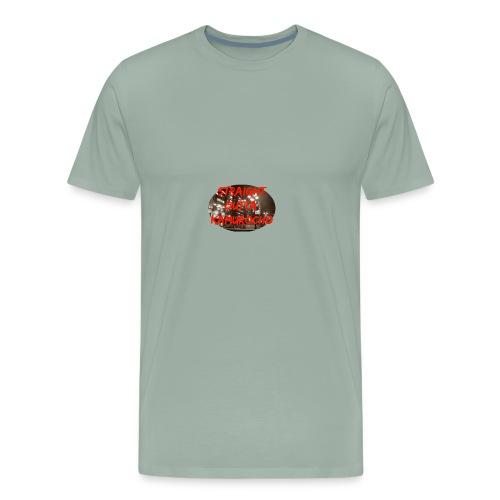 Straight Outta Kamurocho - Men's Premium T-Shirt
