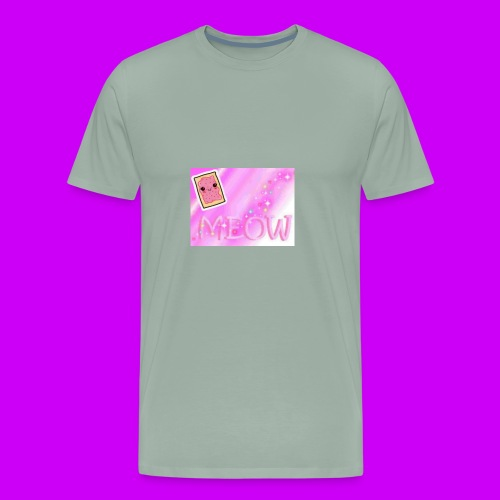 Cute little pink mug - Men's Premium T-Shirt