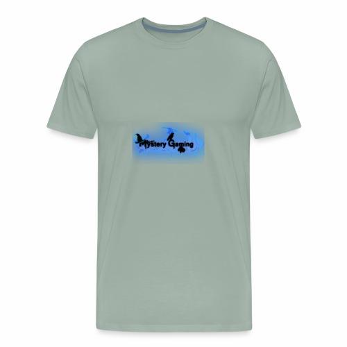 MysteryGamingLogo2 - Men's Premium T-Shirt