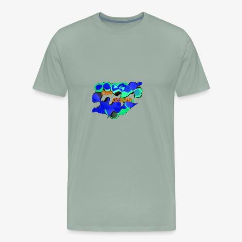 zion designs part1 - Men's Premium T-Shirt