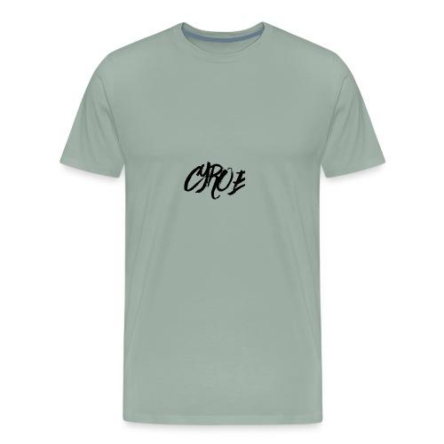 Cyroe Name Logo - Men's Premium T-Shirt