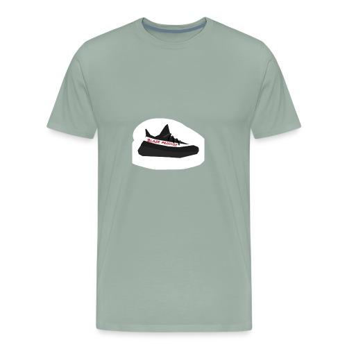 Blaze yezzy - Men's Premium T-Shirt