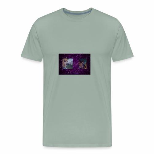 Cupcake & Copper Besties Shirt Jim Jim - Men's Premium T-Shirt