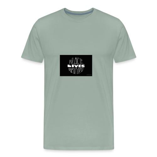 Black Lives Matter Merch - Men's Premium T-Shirt