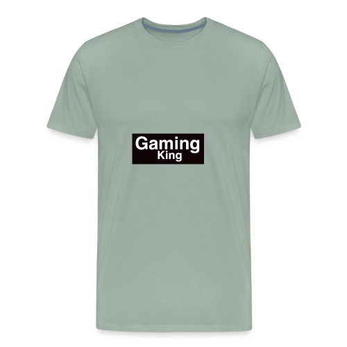 Gaming king - Men's Premium T-Shirt