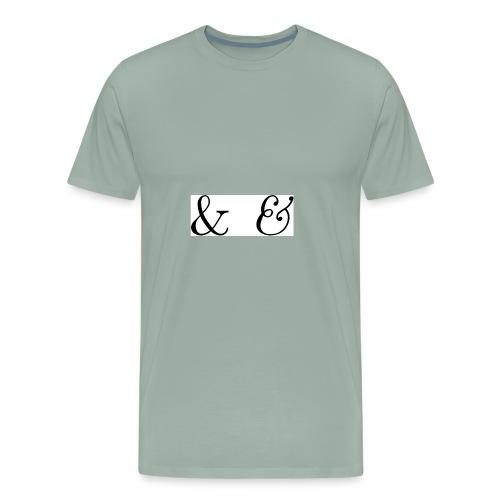 &E - Men's Premium T-Shirt
