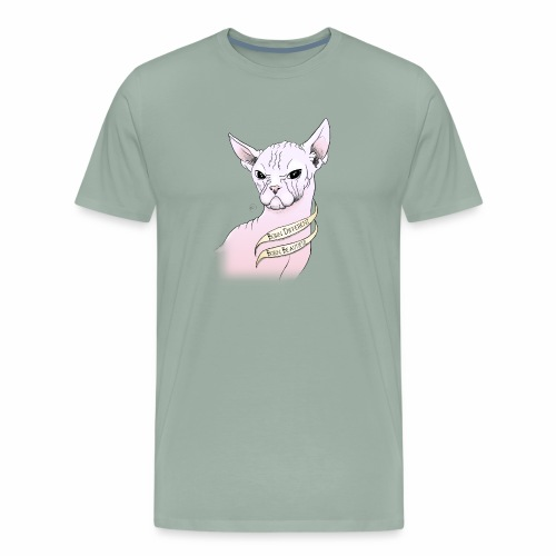 Born Different, Born Beautiful - Men's Premium T-Shirt
