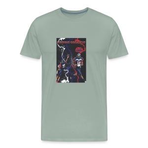 Old man Reggie - Men's Premium T-Shirt