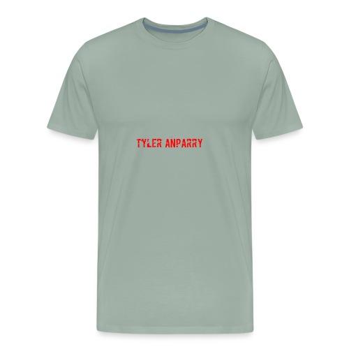 Tyler Anparry PREMIUM Apron Extra soft Fabric - Men's Premium T-Shirt