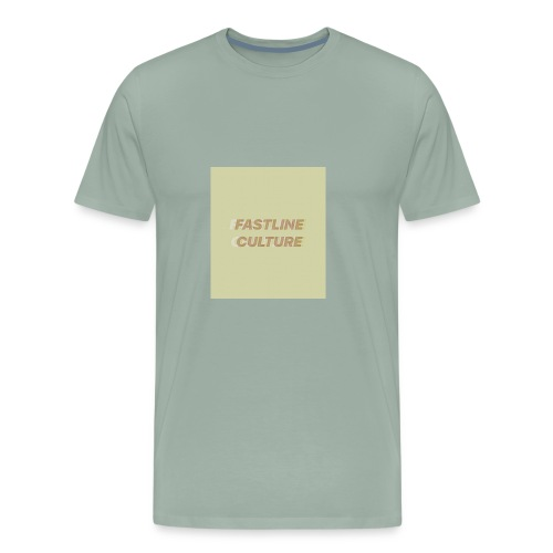 Fastline Culture / Basic - Men's Premium T-Shirt