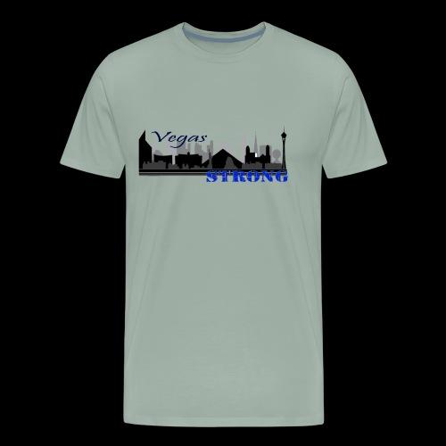 vegasStrong - Men's Premium T-Shirt