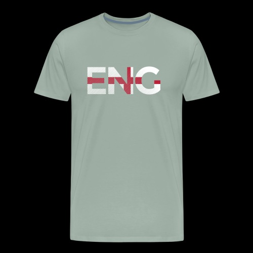 England Football - Men's Premium T-Shirt