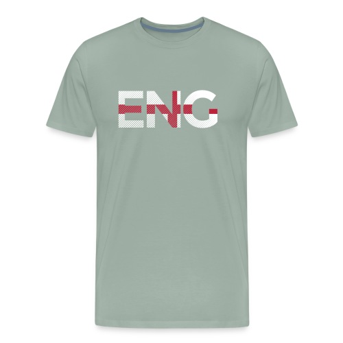 England Football - Men's Premium T-Shirt