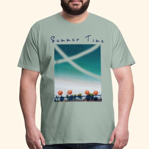 it's Summer - Men's Premium T-Shirt