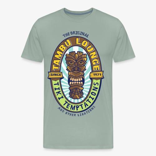 Tambu Temptation - Men's Premium T-Shirt