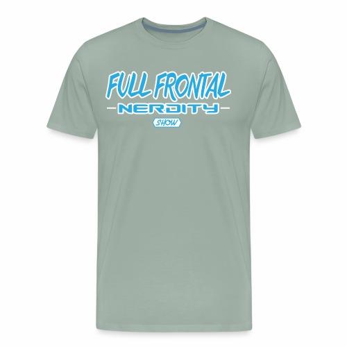Full Frontal Logo Only - Men's Premium T-Shirt