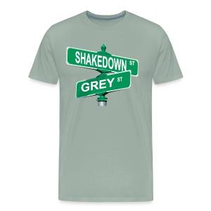Shakedown and Grey - Men's Premium T-Shirt
