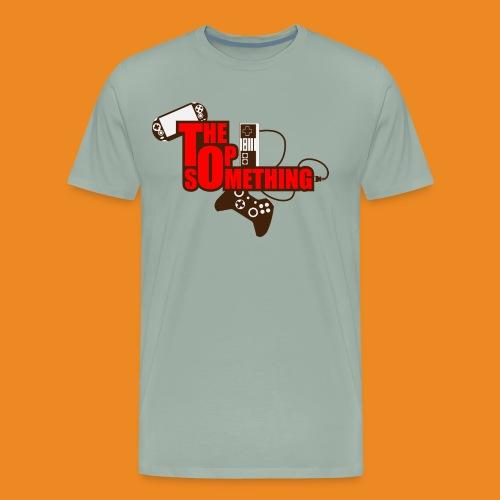 The Top Something - Men's Premium T-Shirt